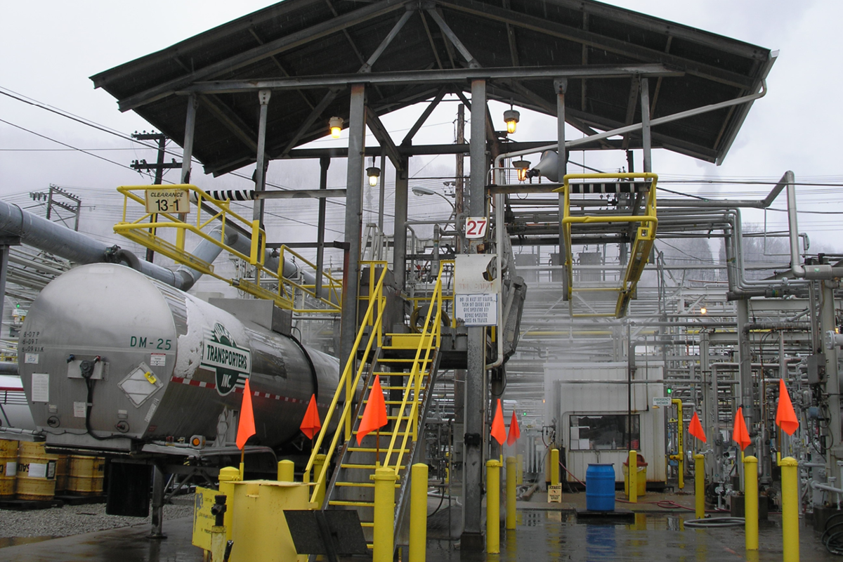 Butane Storage Automation   Oil & Gas   Projects   CSD Engineers